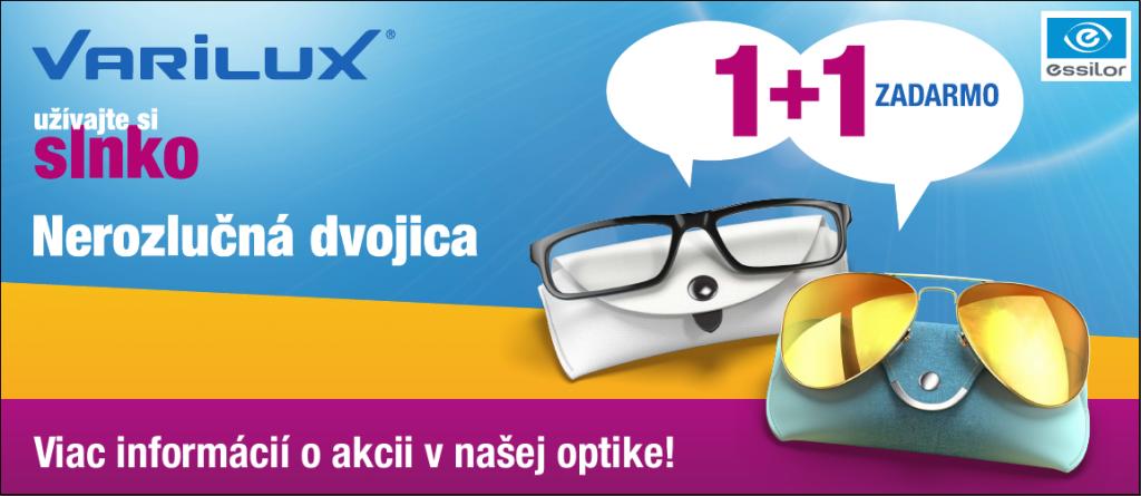 55b7f1216 Akcia na okuliare Varilux | Zrakové centrum - Vision Care spol. s r.o.